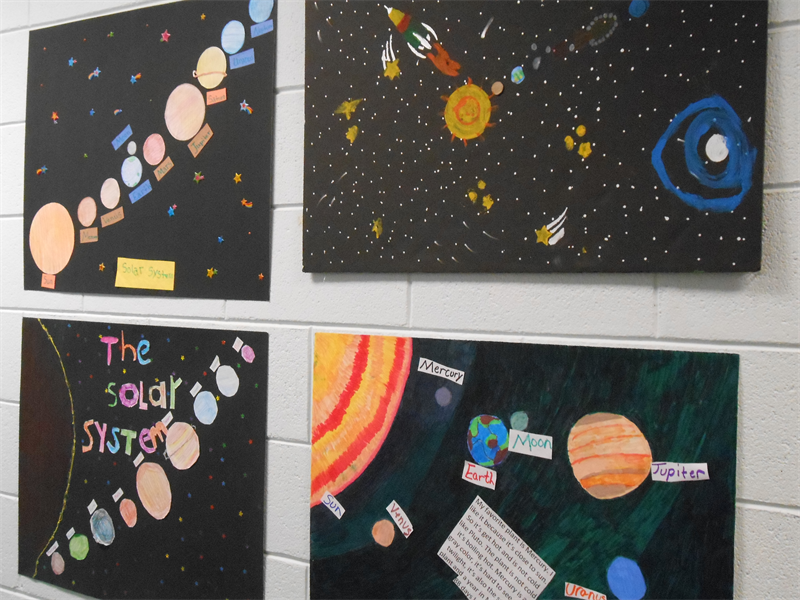 solar system for fourth graders - photo #12